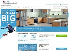 GE Dream Big Sweepstakes