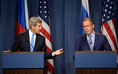 EUA e Rússia discutem plano de destruição de armas químicas sírias | #ArmasQuímicas, #ArsernalQuímico, #BasharAlAssad, #Crise, #EUA, #GuerraCivil, #IntervençãoMilitar, #JohnKerry, #OrienteMédio, #Rússia, #SergeiLavrov, #Síria