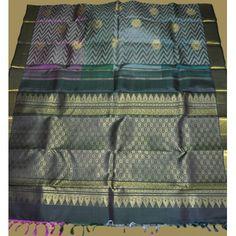 Kanchipuram Pure Silk Saree (KNC-VKM-006)