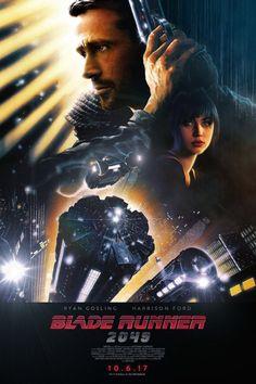 Blade Runner 2049 by Raborlatte Posters