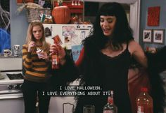 Find images and videos about autumn, fall and Halloween on We Heart It - the app to get lost in what you love. Halloween Tags, Halloween Quotes, Fall Halloween, Happy Halloween, Halloween Party, Halloween Designs, Halloween Movies, Halloween Pictures, Halloween Ideas