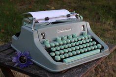 Vintage Hermes Typewriter