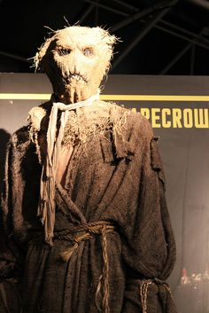 Scarecrow from Human Nature/The Family of Blood on display at the Doctor Who Experience.