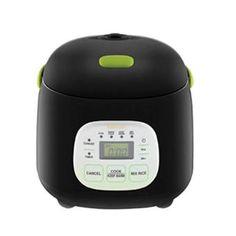 Toshiba หม้อหุงข้าว ความจุ 0.54 ลิตร รุ่น RC-5MM(KG)A - (ดำ-เขียว)   Price: ฿1,990.00   Brand: Toshiba   From: Home Appliances 2017 - รวมสินค้า เครื่องใช้ไฟฟ้าในบ้าน และ เครื่องใช้ไฟฟ้าในครัว ราคาพิเศษ   See info: http://www.home-appliances-2017.com/product/11129/toshiba-หม้อหุงข้าว-ความจุ-054-ลิตร-รุ่น-rc-5mmkga-ดำ-เขียว