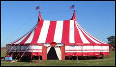 circus tents - Google Search