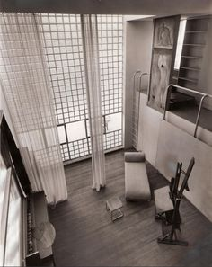 Giuseppe Terragni - Casa sul lago per l'artista, Milan (1933)