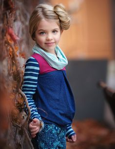 Persnickety Double Dutch Fall 2016:  Bridget top. So cute for Fall!