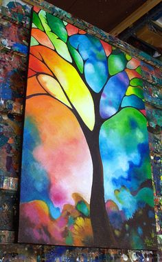 Tree of Light by Sally Trace