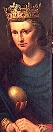Carloman II né vers 867, mort le 6 décembre 884 à Lyons-la-Forêt, roi des Francs de 879 à 884, fils de Louis II dit le Bègue et d'Ansgarde de Bourgogne.