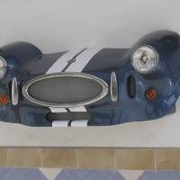 Frontal Shelby Cobra. Vista 2 Scale Model Architecture, Color Azul, Scale Models, Templates, Classic Cars, Parks, Blue Nails, Colors
