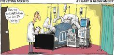 The Flying McCoys Comic Strip, November 01, 2015     on GoComics.com