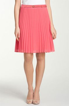 The perfect spring/summer skirt. Can be dress up for work or dress down for a fun weekend get together.
