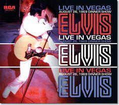 Elvis : Live In Las Vegas : August 26, 1969 : Dinner Show [Stereo] : Elvis Presley FTD CD