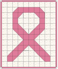 Pink Ribbon Quilt Patterns | Bargello Quilt Patterns - Erica's ... : cancer quilts for sale - Adamdwight.com