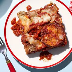 Takeout Fakeout: Cheesy Eggplant Parm