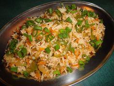 Eat n Eat little More: Vegetable Fried Rice