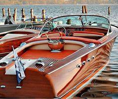 Chris Craft Wooden Boats, Wood Boats, Speed Boats, Power Boats, Riva Boat, Classic Wooden Boats, Ski Boats, Small Boats, Sailing