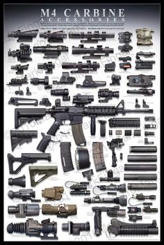 rifles > semi-automatic-rifles - BN Hunting Supplies - America's largest online firearms and accessories mall. M4 Carbine, Military Weapons, Weapons Guns, Guns And Ammo, M4 Airsoft, Airsoft Revolver, Ar 15 Builds, Assault Rifle, M16 Rifle
