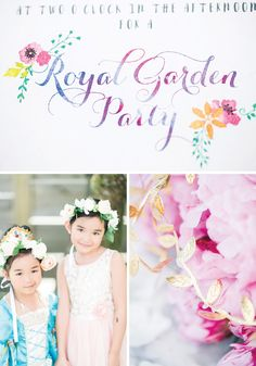 Joint Royal Princess High Tea Garden Birthday Party // Hostess with the Mostess® Princess Tea Party, Royal Princess, Garden Birthday, Tea Party Birthday, White Canopy Tent, Gold Leaf Cakes, Royal Tea Parties, High Tea, Party Themes