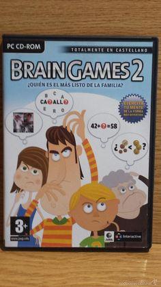 BRAIN GAMES 2. PC/CD-ROM. ED / PLANETA - CALIDAD LUJO.
