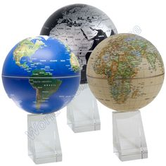 Terra Magic™ Desk Globe great gift for the money from World Globe Universe.