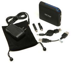 ThinkGeek :: iGeek Large Capacity Portable Charger