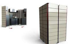 <b>Un estante es solo un estante, HASTA QUE SE CONVIERTE EN ESCALERAS.</b>