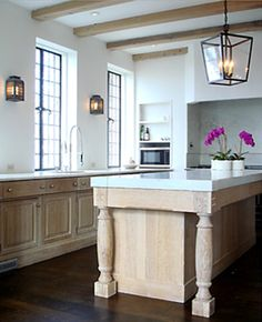 Limed Oak Farmhouse Style