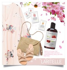 """Laritelle"" by laritelle ❤ liked on Polyvore featuring beauty, MANGO and Mar y Sol"