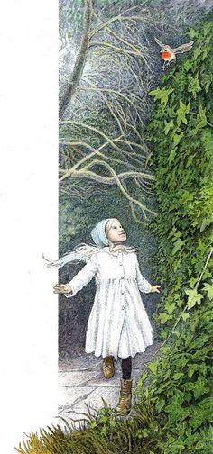 The Secret Garden by Inga Moore