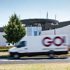 GO! Express & Logistics - Praha Business Help