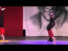 Maltepe Era Koleji 23 Nisan Cimnastik Gösterisi - YouTube