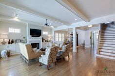 Farmhouse Style in Brookhaven   Blake Shaw Homes   Atlanta, Athens, Custom Homes and Remodeling
