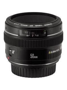 Canon EF Objectif 50 mm f/1.4 USM: Amazon.fr: Photo & Caméscopes