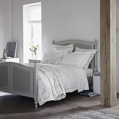 Provence Bed   Beds   Furniture   Home   The White Company UK