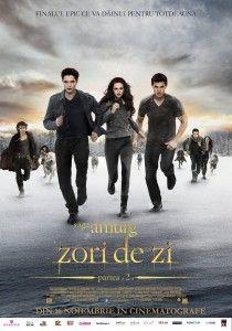 Saga Amurg: Zori de Zi, partea II este ... Twilight!