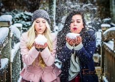 Image result for winter photoshoot ideas for friends