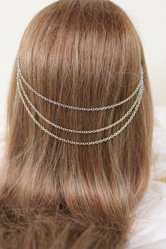 Your place to buy and sell all things handmade Hair Necklace, Hair Jewelry, Hair Ornaments, Bobby Pins, Headbands, Hair Accessories, Delicate, Trending Outfits, Unique Jewelry