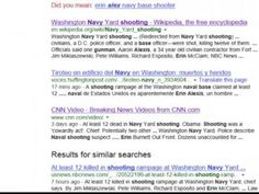 Did CNN post Naval Base shooting 3 days ago? Open Your Eyes People Breaking News ---