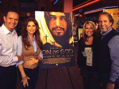 #Roma Downey recorda #Diogo Morgado em Jesus Cristo