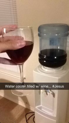 Wine coolers!!! Lmao!!! As my friend Sharon calls it!!!