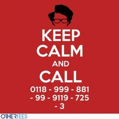 Moss Keep Calm The IT Crowd. I need this!!!!