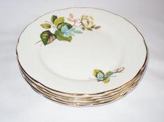 Set of 5 vintage Gladstone china side by Lavendercottagecraft, £8.00