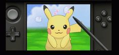 High Quality Footage From Pokemon X & Y Demo