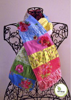 """I just love this scarf. Def something on my """"to do"""" list."""