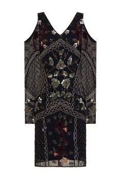 Bretta Long Sleeve Dress