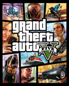 Grand Theft Auto V Is Now Available for PC   Rockstar Games