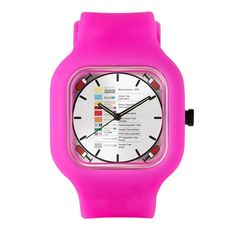Great for Phlebotomists. Order of draw watch. Makes a Great Gift!