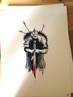Dark Souls II Fan Art