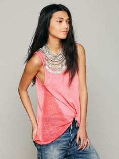 Free People We The Free Sweep Me Tank